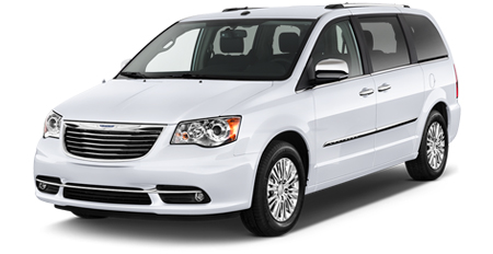 Chrysler Town & Country o Mini-Van Similar