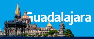 Location de voiture à Guadalajara