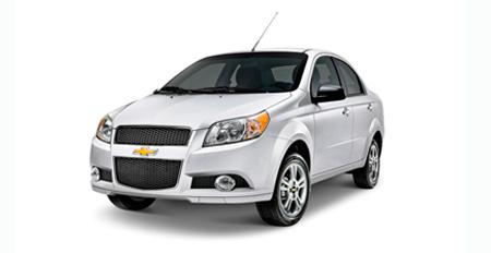 Chevrolet Aveo o Auto Compacto Similar