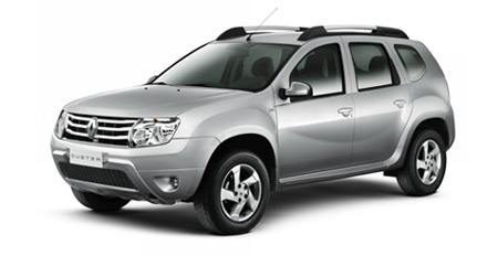 Renault Duster o SUV Similar