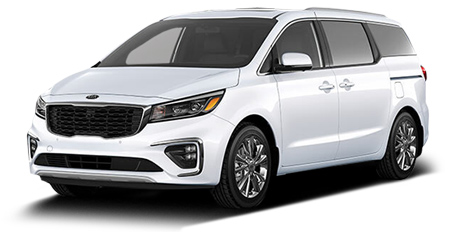 Kia Sedona o Mini-Van Similar
