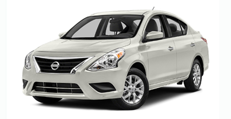 Nissan V-Drive o Auto Intermedio Similar