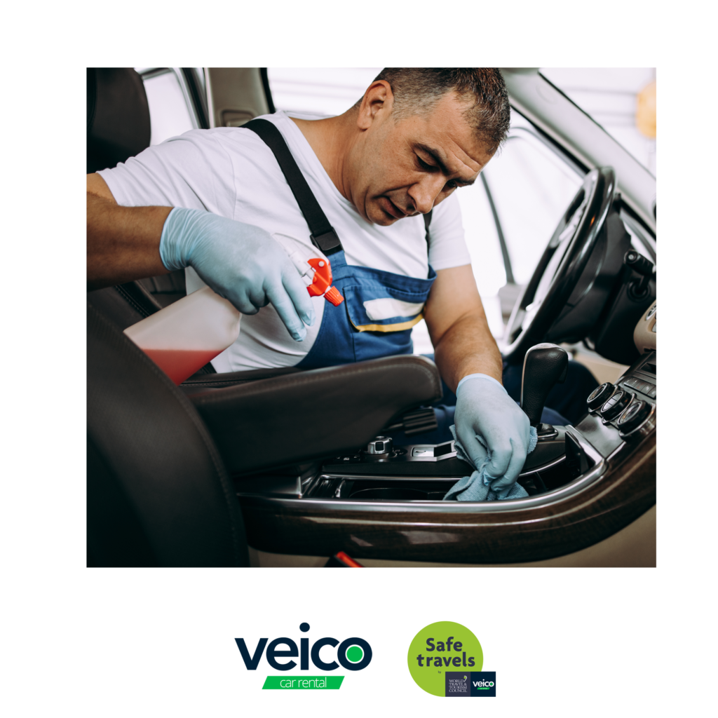 Veico Car Rental Safe Travels